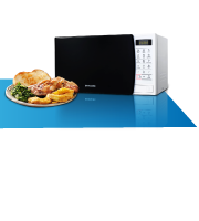 Complimentary Samsung Microwave Oven with Citibank Home Loan