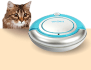 Your 'Puurrfect' Home Companion! Get a Free Robot Vacuum Now!