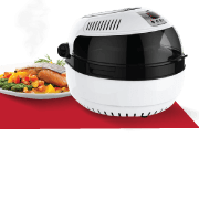 Get a Turbo Air Fryer with Your New HSBC Credit Card!