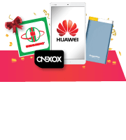 4 Fantastic Gifts Exclusively Yours with Your New Card!