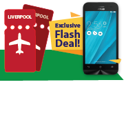Exclusive Flash Deal! Get a Complimentary Asus ZenFone Go 4.5!