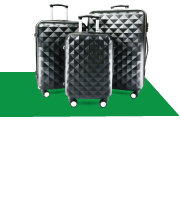 Get A  3-in-1 Luggage Bag With your New Standard Chartered Credit Card