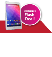 Flash Deal! Get A Free Acer Iconia 8 with Your New HSBC Credit Card!