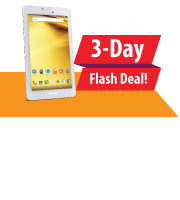 3-Day Flash Deal! Get an Acer Iconia Talk 7 with Citi Credit Card!
