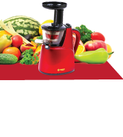Get a Free  Slow Juicer with Your New HSBC Credit Card!