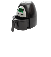 Life Made Simple. Smart Chef Air Fryer is Yours!