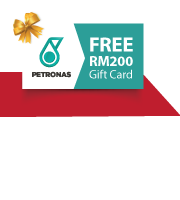 Get a Free RM200 Petronas Gift Card with U for Life Insurance Policy!